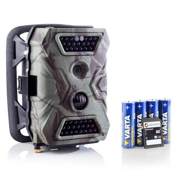 SECACAM Wild-Vision Full HD 5.0 Premium Pack